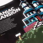 Maniac Mansion w Pixelu