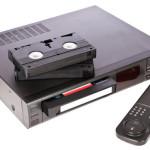Bye, Bye VHS